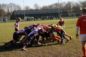 Twente Blue Cubs vs Pink Panthers Cubs 16 feb '19