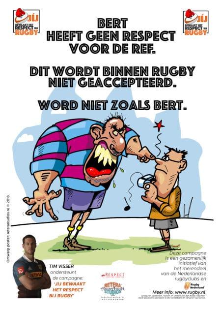 Respect in het rugby